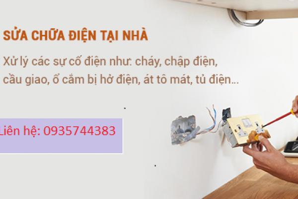Dịch vụ sửa chữa điện nước tại nhà quận Gò Vấp giá rẻ nhất