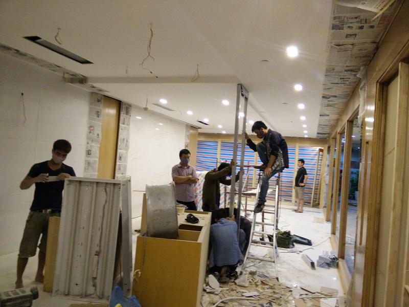 Thợ sửa điện nhanh chóng tại quận Tân Bình