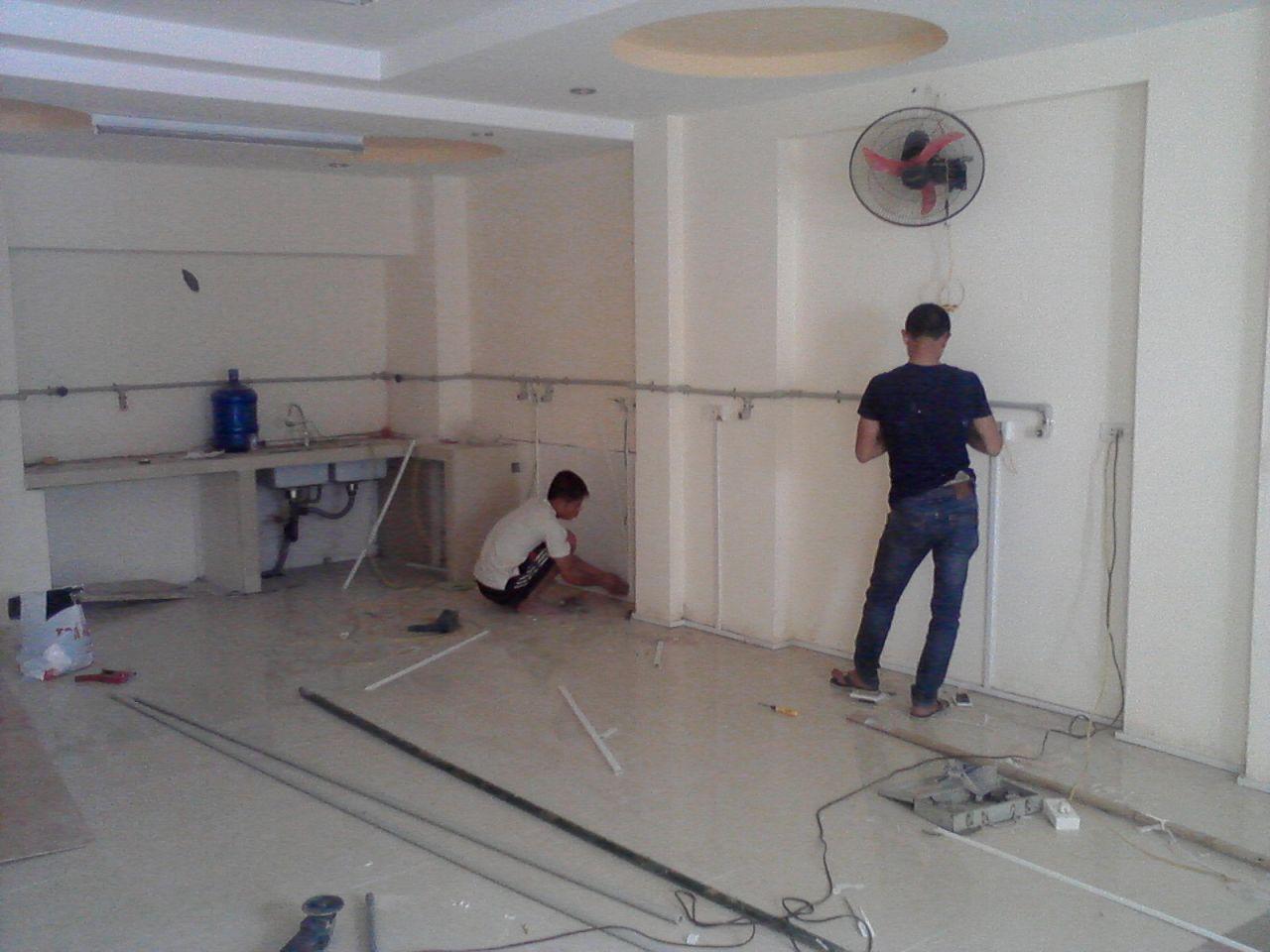 Dịch vụ sửa chữa điện uy tín tại Hóc Môn