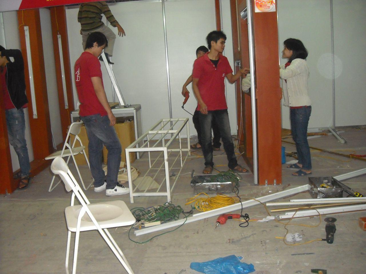 Thợ sửa điện chuyên nghiệp tại quận Tân Phú