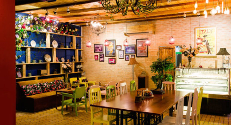 Thiết kế, thi công lắp đặt điện nước cho quán caffe tại Hồ Chí Minh