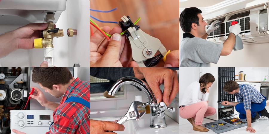 Thợ sửa đường ống nước tại quận Phú Nhuận