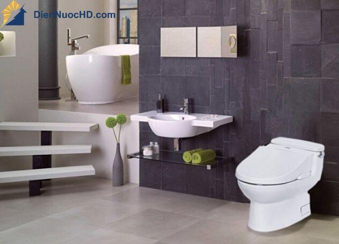 Lắp đặt thiết bị vệ sinh phòng tắm và những lỗi nên tránh