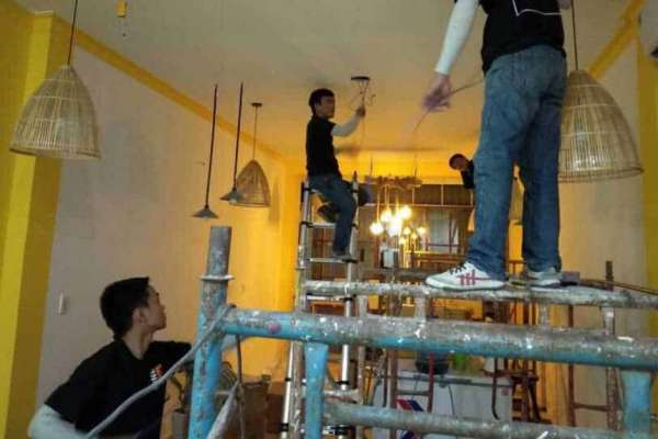 Những kinh nghiệm khi thi công lắp đặt điện nước trọn gói tại nhà