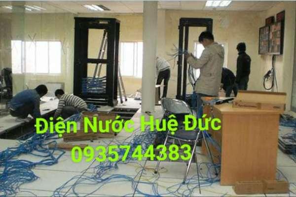 Báo giá thi công hệ thống điện nước trọn gói tại TPHCM