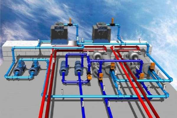 Lắp đặt điện nước trọn gói tại quận 3
