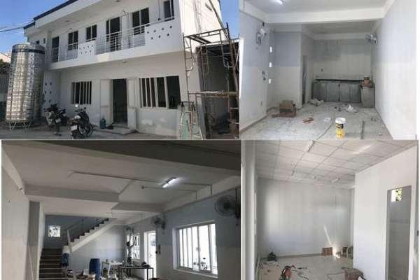 Sửa nhà trọn gói giá rẻ quận Tân Bình
