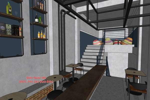 Thiết kế quán cà phê từ A đến Z