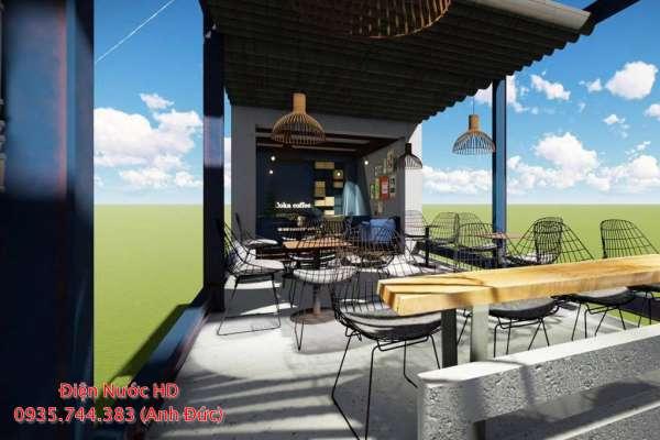 Lưu ý khi thiết kế quán cafe nhỏ