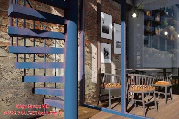 Thiết kế quán cà phê trọn gói tại quận 2