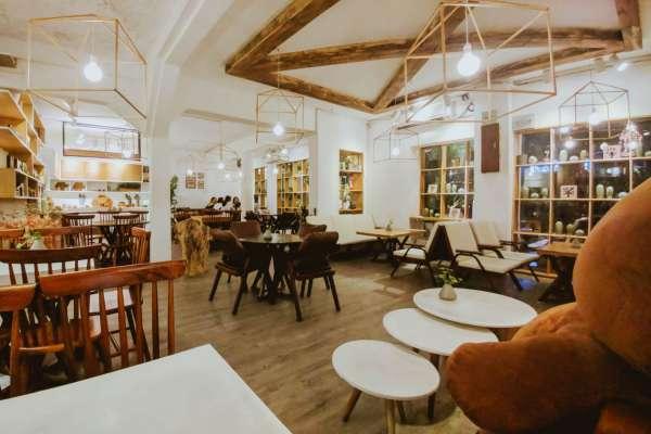 Thiết kế quán cà phê trọn gói tại quận 3