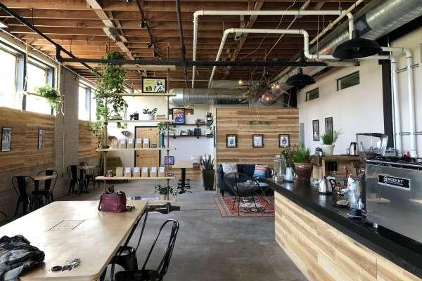 Thiết kế quán cà phê trọn gói tại quận 6