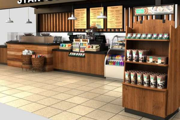 Thiết kế quán cà phê trọn gói tại quận 9