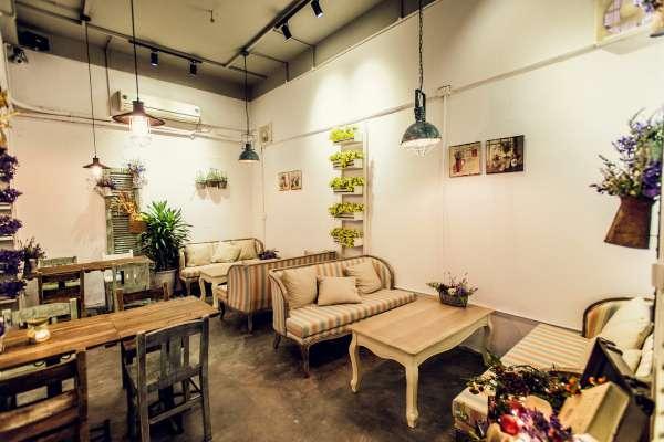 Thiết kế quán cà phê trọn gói tại quận 12