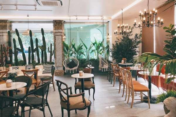 Thiết kế quán cà phê trọn gói tại quận Tân Bình
