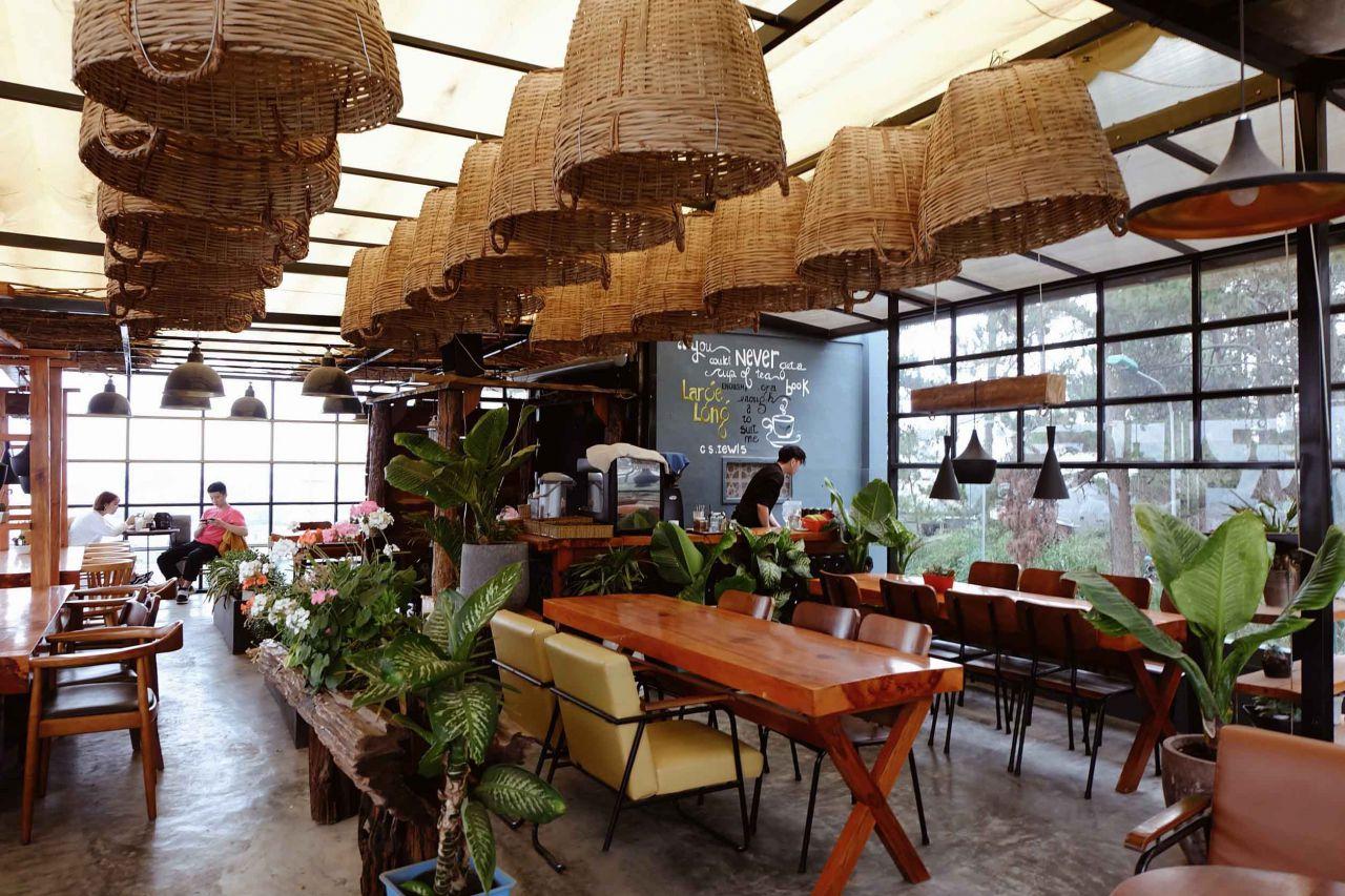 Thiết kế quán cà phê trọn gói tại quận Phú Nhuận