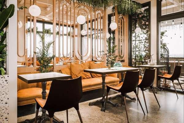 Trang trí thiết kế quán cà phê trọn gói tại TPHCM